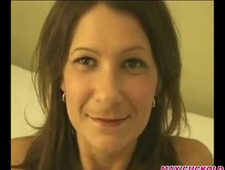 maxcuckold.com Brunette With Two BBC