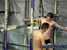 Sexy gay bondage xxx movies clip and young black The submissive guy gets