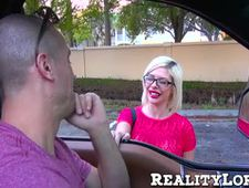 A video by pascal86: Slutty blonde milf with glasses gags on a cock like a pro   uploaded 3 days, 5 hours ago