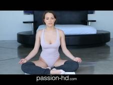 Passion-HD big natural tits creampie