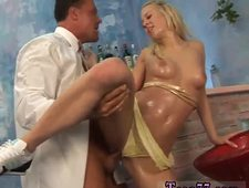 A video by photosofteens275: Hot blonde cop first time Sweet Terry fucked | uploaded 3 hours, 36 minutes ago