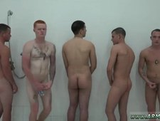 Male free download gay porn The Hazing The Showering and The Fucking