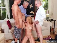 Old fat mature and french man fucks young Frannkie And The Gang Tag Team