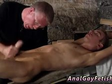 Fit old men gay porn British twink Chad Chambers is his recent victim