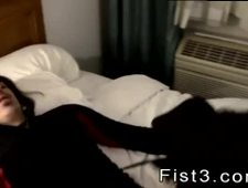 Hot emo guys having oral sex with other and gay young bondage fisting The