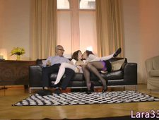 A video by soggyobstructio: Glam milf jizzed in mouth in amazing threeway | uploaded 4 hours, 34 minutes ago
