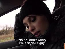 A video by spuugje: French slut Nikita Belucci accepts a lift from a horny stranger | uploaded 23 minutes ago