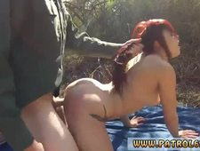 Cop fucks teen Redhaired peacherino can do everything to smuggle some