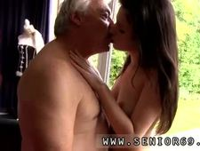 Young courtesans hd and lorena and eva parcker Horny senior Bruce catches