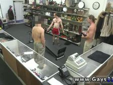 Gay sex group video free download Fitness trainer gets rectal banged
