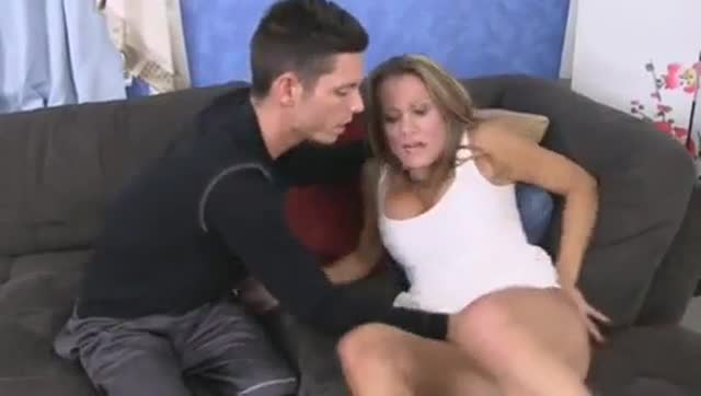 forced stepmom to fuck
